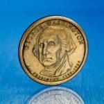 Presidential Commemorative Coin George Washington
